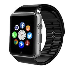 c4bf861ad04e Frelop Bluetooth Smart Watch with SIM Card Slot