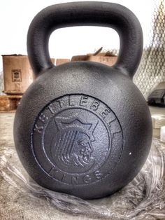 #kettlebells for the big dogs
