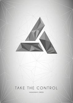 Assassin's Creed Abstergo Logo                                                                                                                                                      Mehr