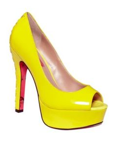 Betsey...favorite color!