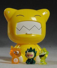 GoGo Crazy Bones figures by Magic Box