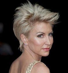 Videos de cortes de pelo de mujer. 2012 2013 2014 Corte de cabello corto con tupé paso a paso