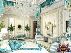 Luxury Home Decor, Luxury Interior Design, Luxury Homes, Luxury Cabin, Luxury Villa, Master Bedroom Design, Home Bedroom, Bedroom Photos, Royal Bedroom