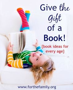 Looking for books to tuck under the tree this Christmas? Start with some of these favorite selections for all ages! http://c.asthestars.org/amazon