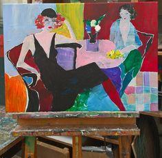 Ladys Coffee Talk - Anja von Hoersten
