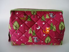 Cosmetic Frame Pouch