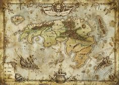 Map of Moth Na Ghor by FrancescaBaerald cartography   NOT OUR ART please click artwork for source   WRITING INSPIRATION for Dungeons & Dragons DND Pathfinder PFRPG Warhammer 40k Star Wars Shadowrun Call of Cthulhu and other d20 RPG fantasy science fiction scifi horror game design   CREATE YOUR OWN roleplaying game material w/ RPG Bard at www.rpgbard.com