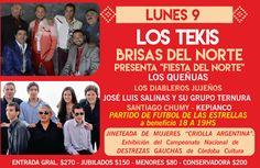 Festival de Jesús María Lunes 09 - ErMusicTV® Canal de Música / Noticias / Discos de Entre Ríos® / ERD Music®