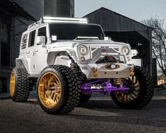 From Wranglers to Cherokees, if it goes on a Jeep - we have it. Our exclusive 'Everything Jeep' store allows you to fully customize, upgrade, repair, or simply build an off-road monster. Wrangler Unlimited Sport, 2016 Jeep Wrangler, Jeep Tj, Jeep Rubicon, Jeep Truck, My Dream Car, Dream Cars, Jeep Parts, Custom Jeep