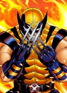 Wolverine by Manuel Gris