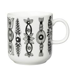 Home: Eleven Tea-Worthy eBay Mugs (Piilopaikka Toteemi Mug by Arabia Finland   eBay)