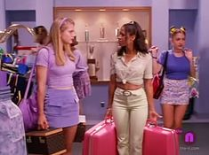 Clueless Fashion, Clueless Outfits, Cute Outfits, Black 90s Fashion, Look Fashion, Fashion Outfits, 90s Inspired Outfits, Early 2000s Fashion, Aesthetic Clothes