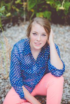 Heather // Roseburg, Oregon Senior Photographer | Anne Blodgett Photography