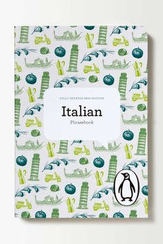 Italian Pocket Phrasebook | Anthropologie