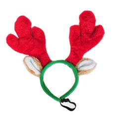 ZIPPY PAWS CHRISTMAS DEER ANTLERS FOR DOGS
