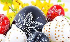 Velikonoční vajíčka Easter eggs, Czech Republic