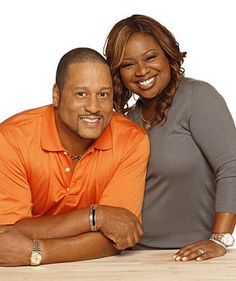 "Husband and wife Pat and Gina Neely, They host the Food Network TV program ""Down Home with the Neelys"". Food Network Channel, Food Network Star, Food Network Recipes, Popular Recipes, Popular Food, Downtown Memphis, Grillin And Chillin, Tv Chefs, Valerie Bertinelli"