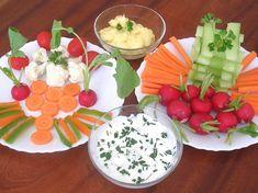 Apéro végétarien 200 Calories, Street Food, Food Art, Bbq, Food And Drink, Dairy, Veggies, Pudding, Nutrition