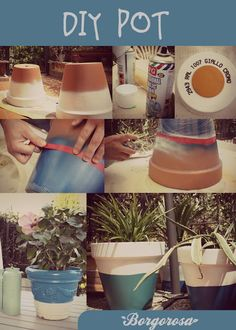 Borgorosa TUTORIAL POT