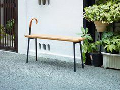 dozo bench / torafu architects