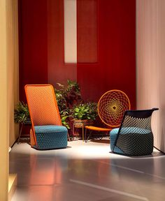 Modern Outdoor Furniture 2016 By Moroso