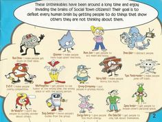 unthinkables poster  Encourage Play