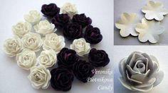 เปลี่ยนดอกไม้กระดาษธรรมดา ให้กลายเป็นดอกกุหลาบสวยๆ ด้วยวิธีง่ายๆ
