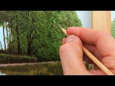How to Paint Clouds in Acrylic - Instructional Painting Lesson by JM Lisondra - YouTube                                                                                                                                                                                 Más