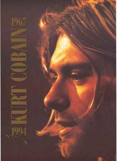 Nirvana Kurt Cobain Tribute Poster 24x33 – BananaRoad