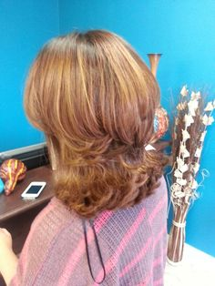 Cut and color by Jenn