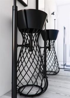 Wire Freestanding Black Basin W3 from www.tuttobagno.co.uk