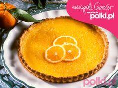 Przepisy Magdy Gessler - mazurek pomarańczowy - Przepisy kulinarne - przepis