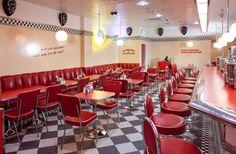 Speed-Dating Cardiff soda bar
