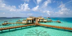 Angsana Velavaru: The Maldives beckon with powdery sand and crystal-clear turquoise waters.