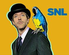 Hugh Laurie SNL