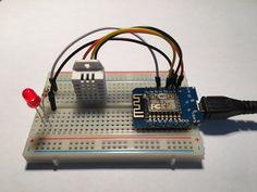 IOT object connecté domotique home-assistant ESP8266+DHT22+MQTT wemos d1 mini