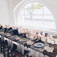 Such a beautiful lunch with an inspiring group of women at #thelanehq. A big thank you to @aniseeventcatering @cassdellerdesign @joeywillis for an incredible event at #thelaneworkshops (photo by @thebeachpeople & more on The LANE next week) stools by @brauerbirds_bisqueinteriors, custom ceramics by @marloemorganceramics, napkins by @silkandwillow