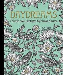 Daydreams Coloring Book av Hanna Karlzon (Innbundet)