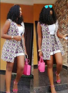 Look at this Classy Africa fashion 1086598384 African Fashion Ankara, African Fashion Designers, Latest African Fashion Dresses, African Inspired Fashion, African Print Fashion, Africa Fashion, African Wear Styles For Men, African Style, Short African Dresses