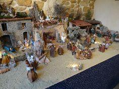 La crèche d'Henri. http://santons.meilleurforum.com/