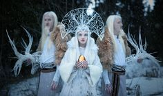 Serbian Photographer Creates Beautiful Scenes of 'Slavic Mythology' Tales That Will Blow You Away – Slavorum