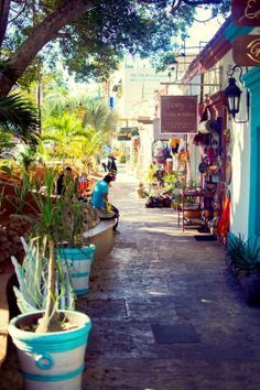 Thursday evenings the art district of San José del Cabo opens for a weekly art walk. (@Kaity Brown) http://visitloscabos.travel/