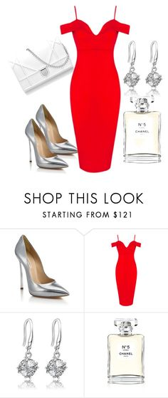 """""""Untitled #186"""" by ivana-j ❤ liked on Polyvore featuring Casadei and Chanel"""