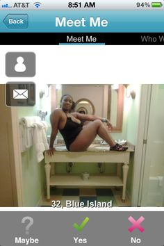 "Online Dating profile picture #FAIL Gives new meaning to ""in the closet"""
