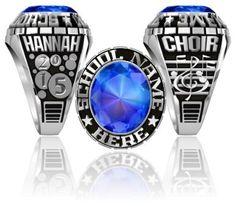 My class ring (: