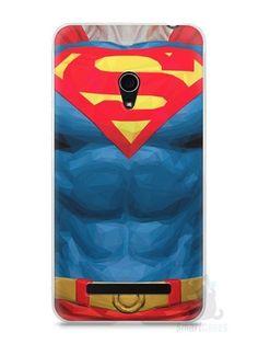 Capa Zenfone 5 Super Homem #2