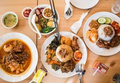 Try rendang curry and fried chicken at a new restaurant serving dishes from Medan in Surry Hills