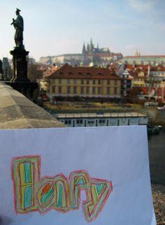 Henry in Prague