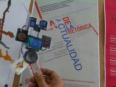 @PaikBot en las III Jornadas Mexicanas de Retórica. @Hermanita_