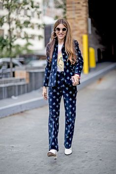 - Opt for white boots with a suit in lieu of the usual pointed-toe pumps. #Suiting&Blazers